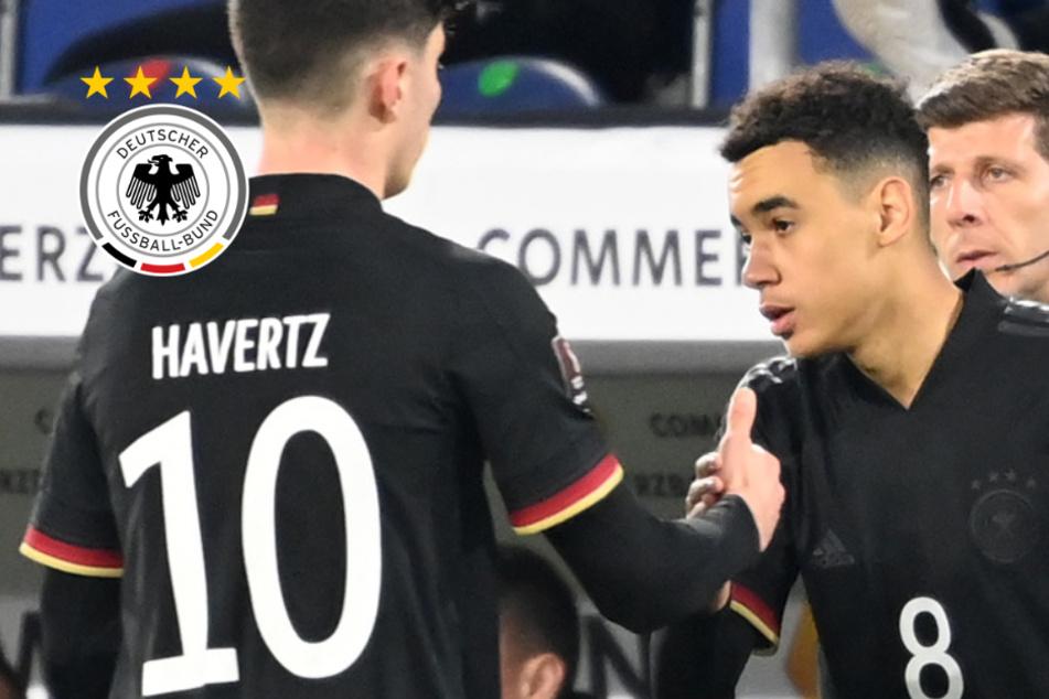 """Debüt für DFB: Bayern-Youngster Jamal Musiala spielt munter auf und ist """"happy"""""""