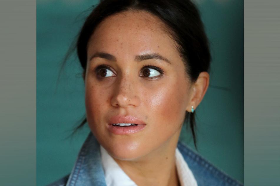 Herzogin Meghan (39) soll laut einem Medienbericht die Familien-Villa mitten in der Nacht verlassen haben.