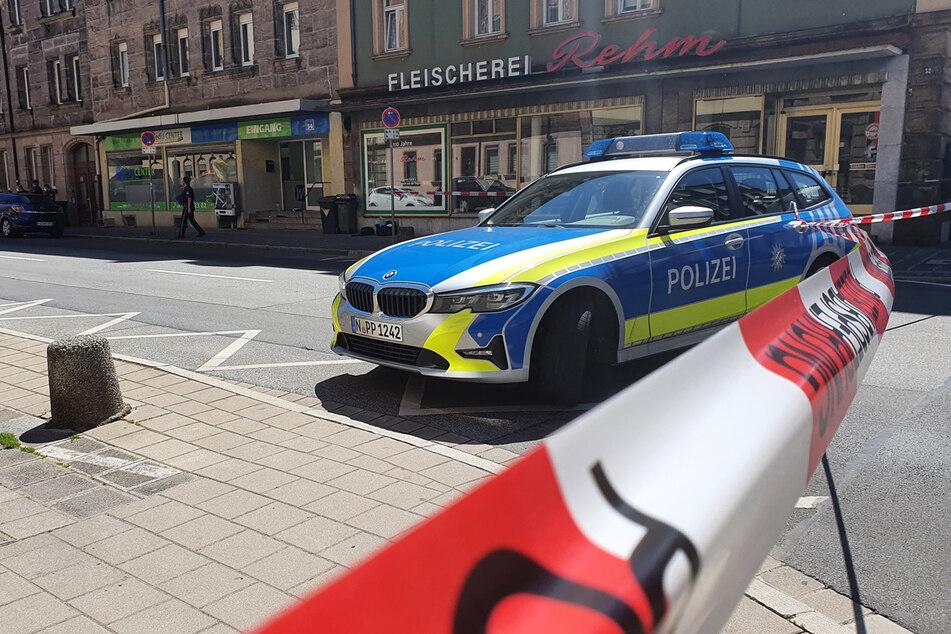 Gegen 11 Uhr kam es in Fürth zu einer Auseinandersetzung, in deren Verlauf ein 45-Jähriger lebensgefährlich verletzt wurde.