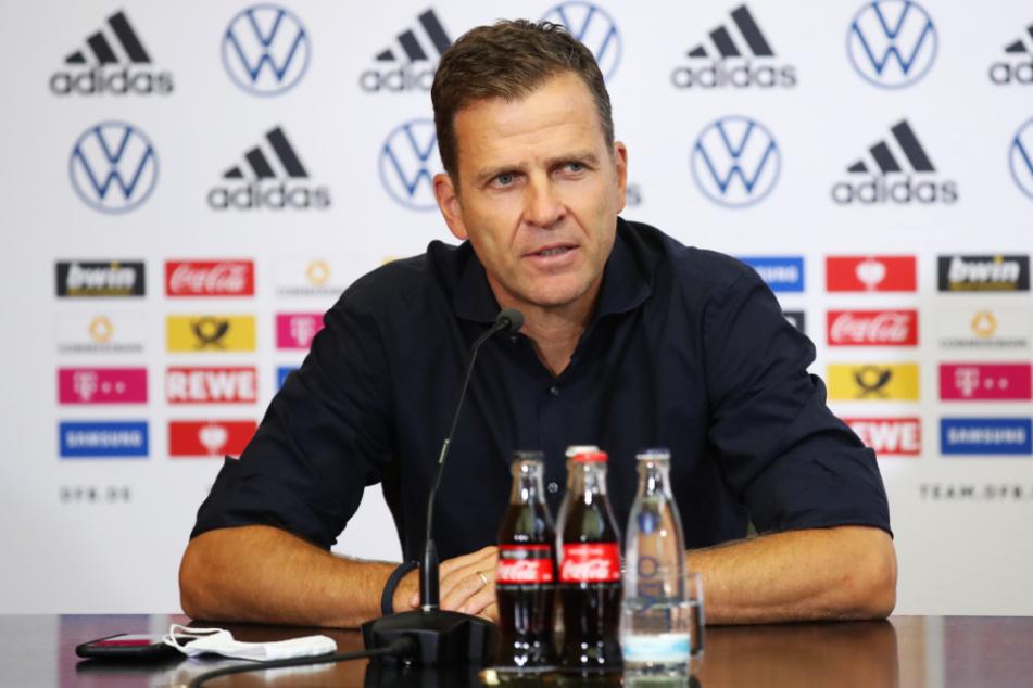 DFB-Direktor Oliver Bierhoff (52) kann die Kritik am DFB nachvollziehen.