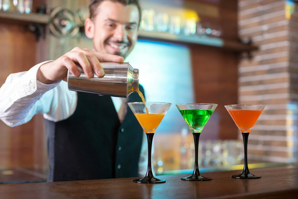 """NFT's finally provide a way for a particular drink recipe to be """"claimed"""" (stock image)."""