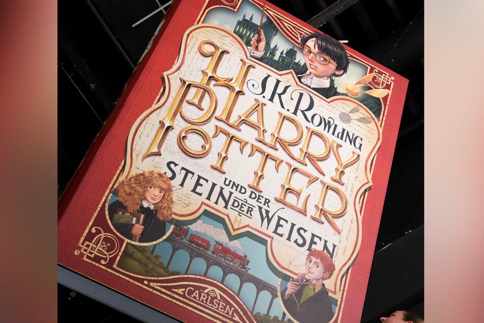 Die Harry-Potter-Serie zu den erfolgreichsten Büchern der Welt. (Symbolbild)