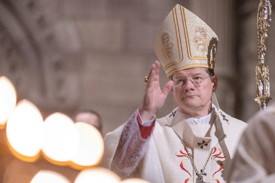 Freiburg: Stephan Burger, Freiburger Erzbischof.