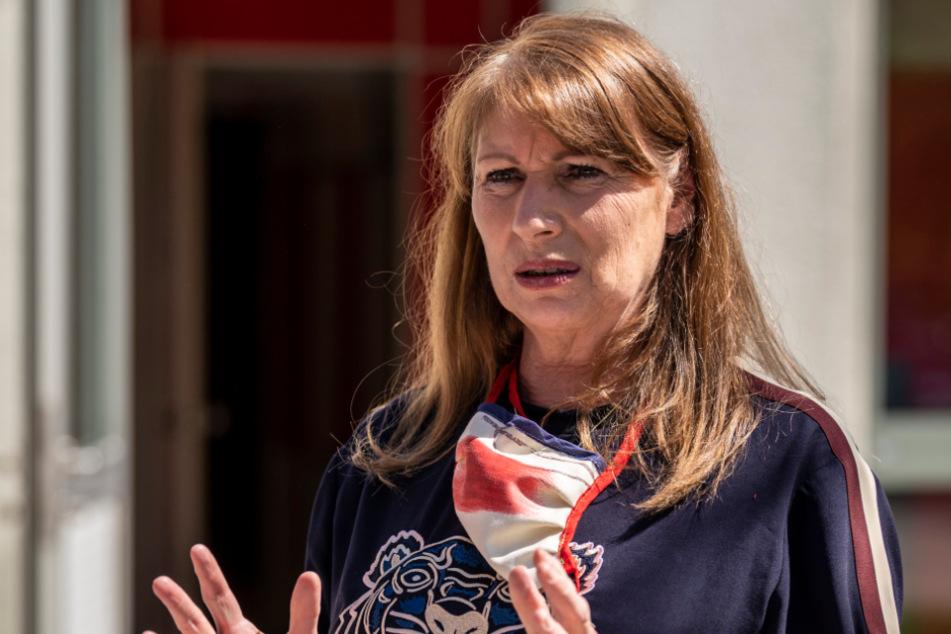 Sie hat die neue Verordnung als federführende Ministerin unterschrieben: Petra Köpping (61, SPD).