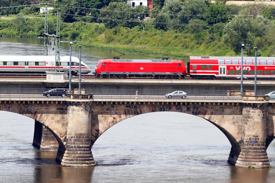 Dresden: Wahnsinnsprojekt! Tunnel für neue Bahnstrecke Dresden - Prag bestätigt