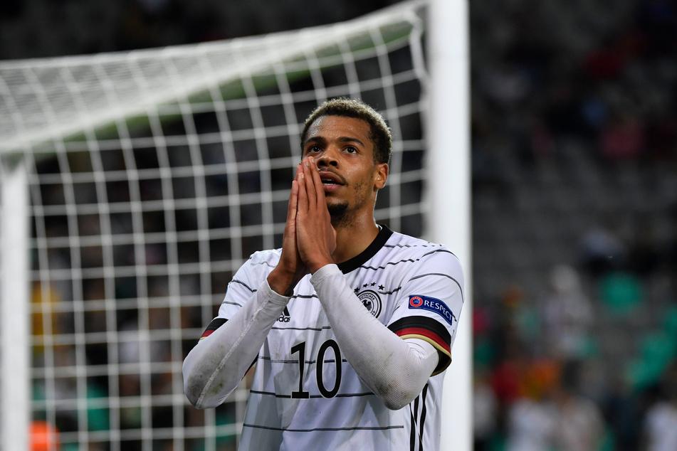 Lukas Nmecha (22) hatte bei der U21-Europameisterschaft einige starke Auftritte abgeliefert. Das scheint auch den Verantwortlichen bei RB Leipzig nicht entgangen zu sein.