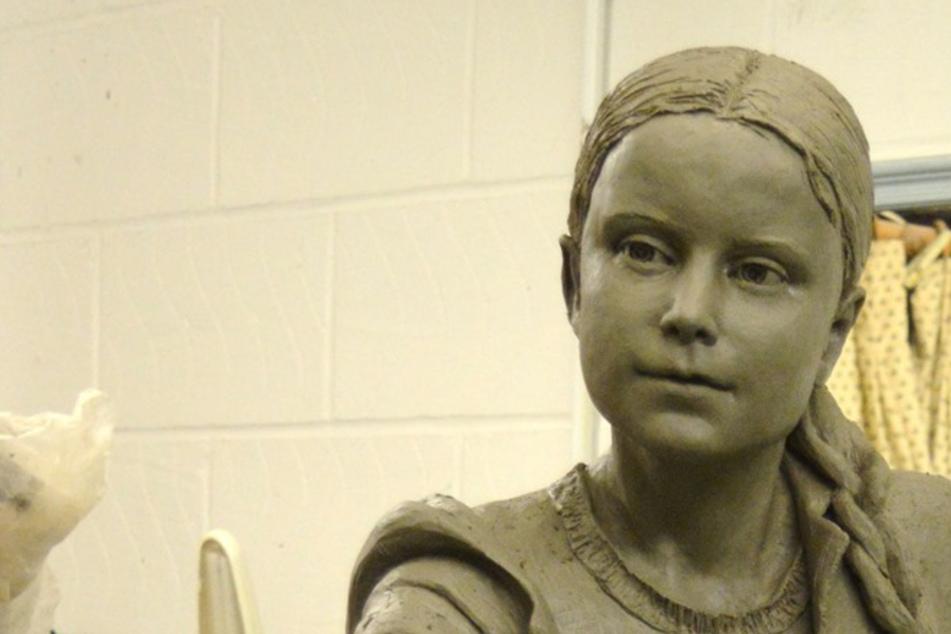 Greta Thunberg: Ärger um diese Statue: Doch wer soll das eigentlich sein?