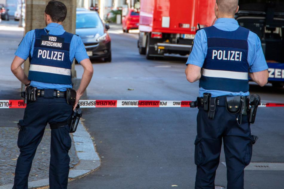 Bombendrohung: Großer Polizei-Einsatz in Mainz, Gericht geräumt