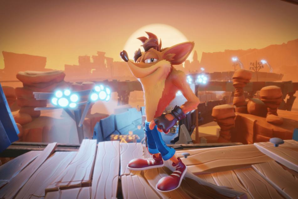Crash Bandicoot ist endlich wieder da und offenbar in Topform.