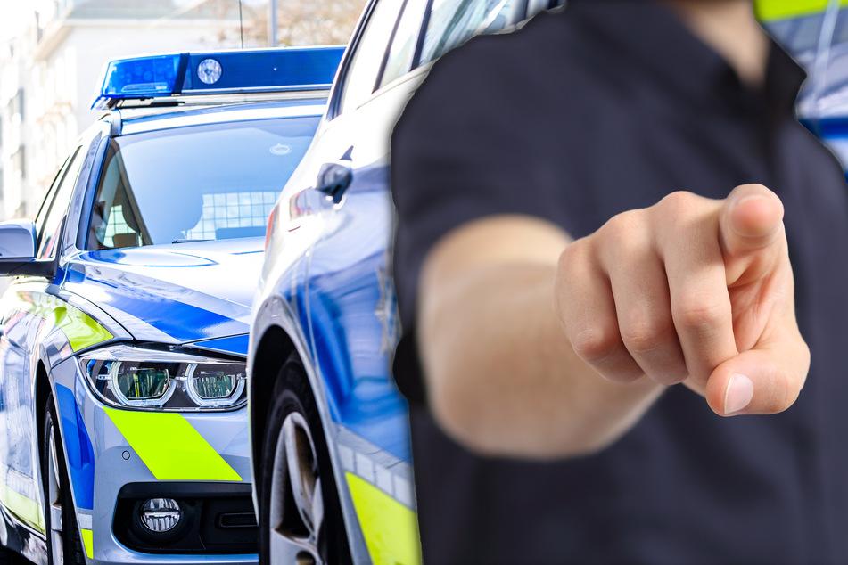 Ein mahnender, ausgestreckter Zeigefinger sorgte in Aschaffenburg (Unterfranken) dafür, dass ein 17-Jähriger einen Faustschlag ins Gesicht bekam. (Symbolfoto)