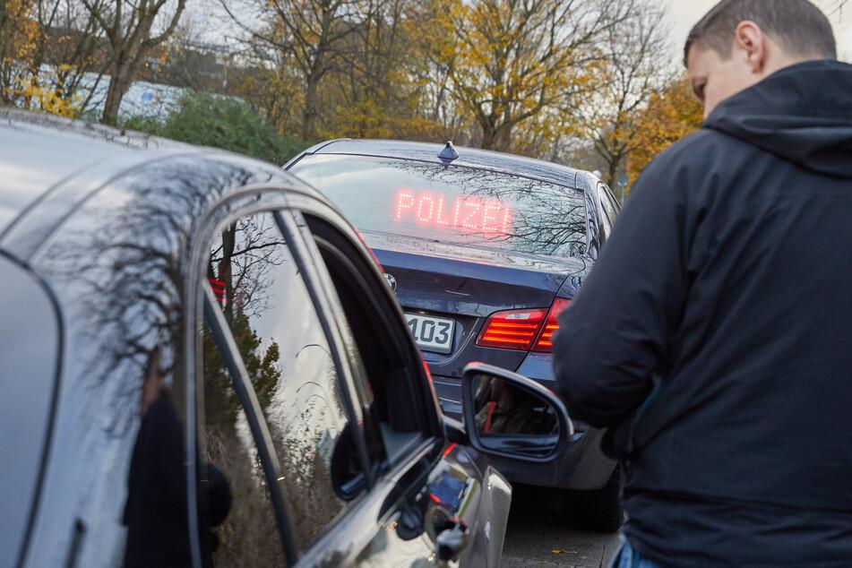 Hamburg: Mit 145 km/h durch die City! Polizei stoppt illegales Autorennen in Hamburg