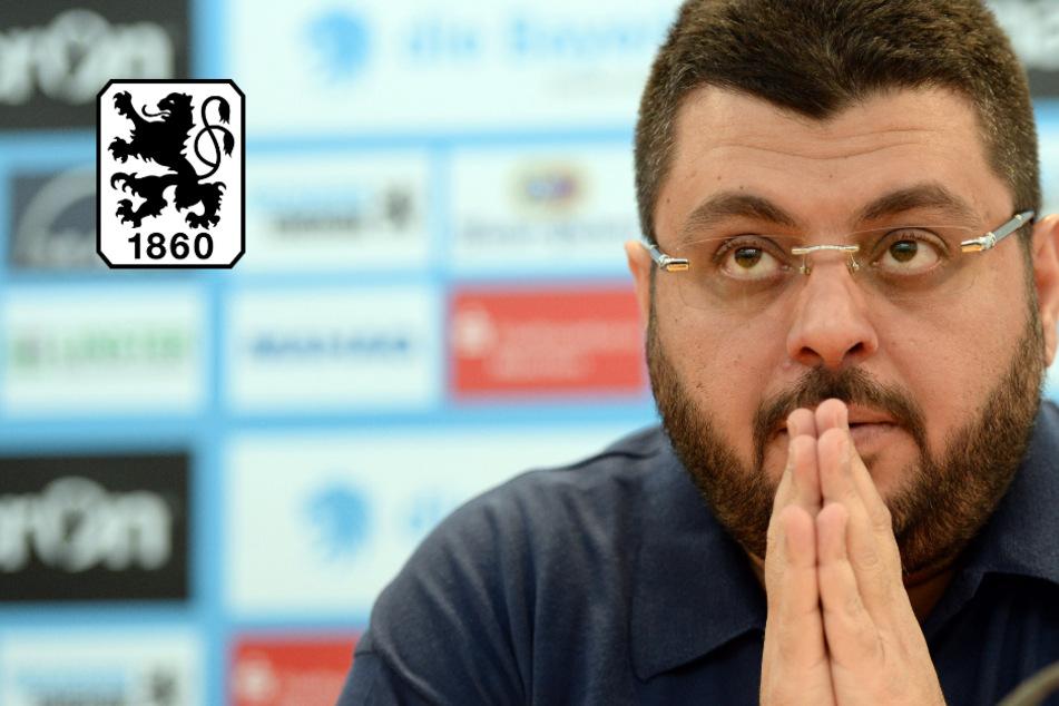 TSV 1860 München: Hasan Ismaik sieht Löwen-Vorteil in Corona-Krise und gibt Garantie ab