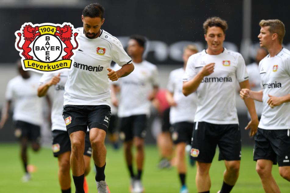Leverkusen will sich gegen Inter Mailand ins Europa-League-Halbfinale spielen