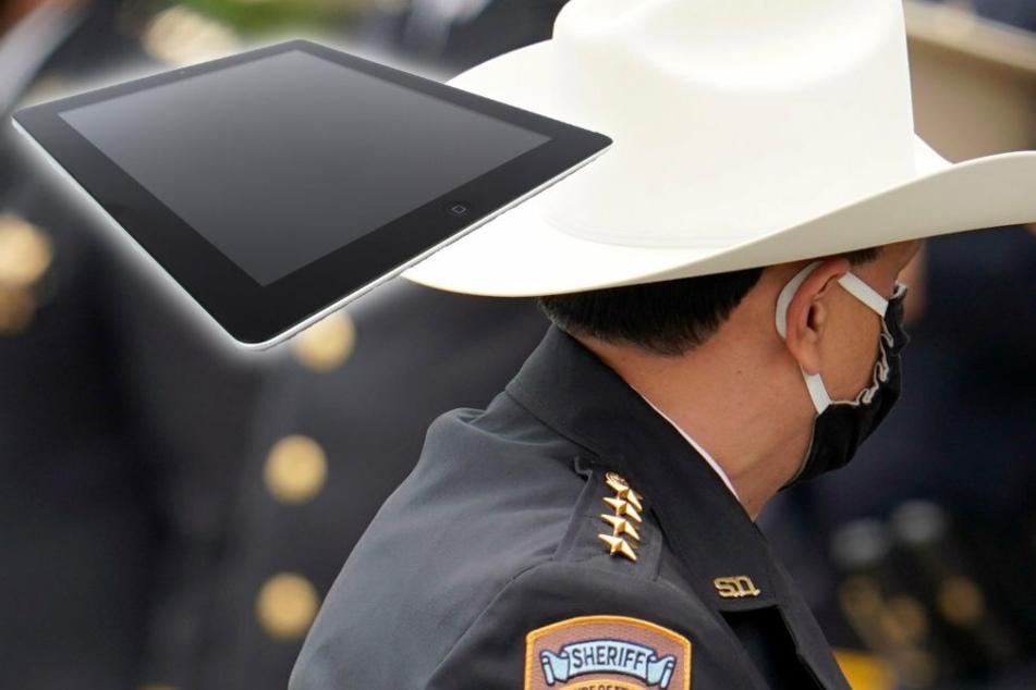 Apples Security-Chef soll die Polizei mit iPads bestochen haben!