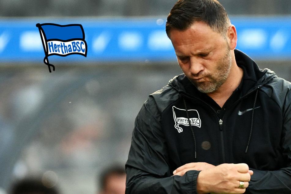 Hertha-Lazarett füllt sich: Steht das Spiel gegen Aue auf der Kippe?