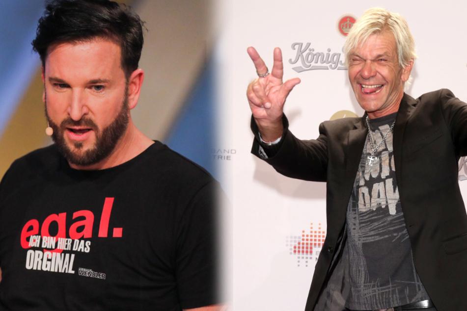 """Matthias Reim wütend! Michael Wendler hat meinen Song (""""Egal"""") geklaut"""