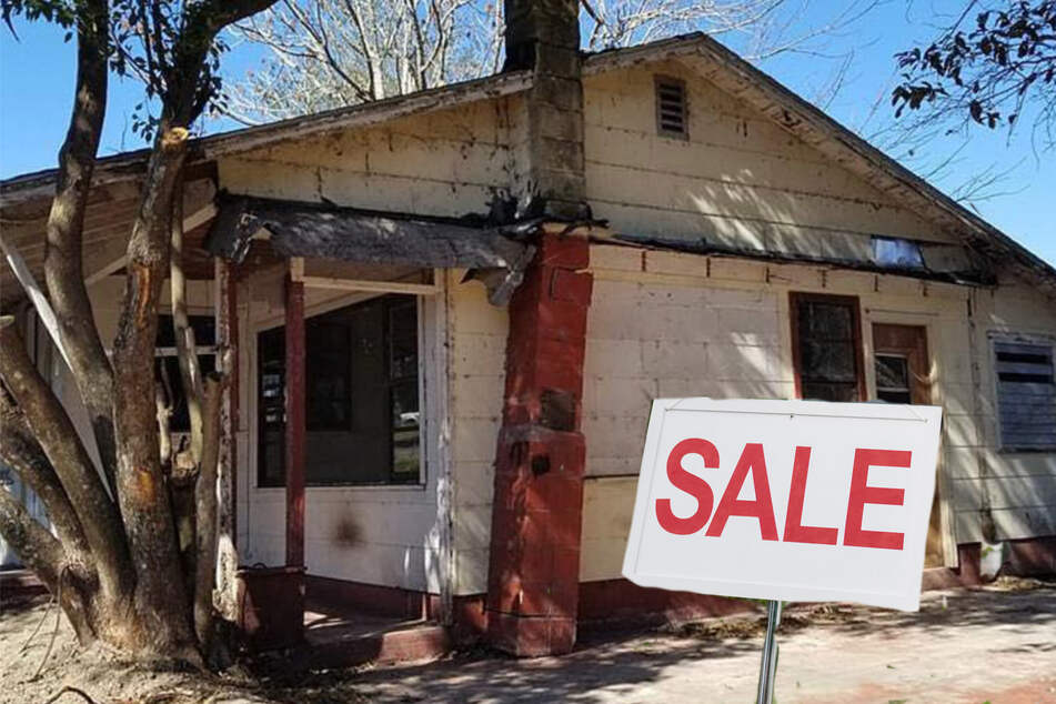 "Brutally honest Florida realtor posts listing for ""literally the worst house on the street"""