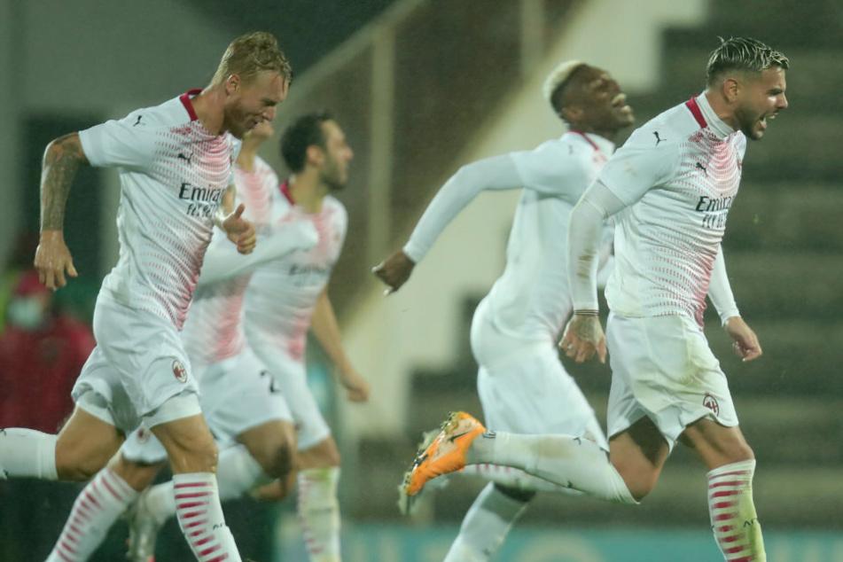 24 Elfmeter! Nach Europa-League-Drama darf AC Mailand nicht heimfliegen