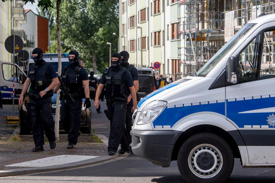 Polizei greift eingeschleuste Ausländer in Bautzen auf