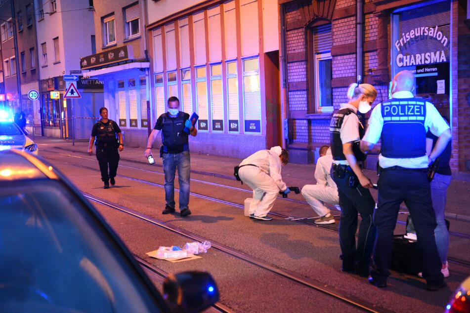 Tödliche Messerattacke in Mannheim: Zwei Männer sitzen jetzt in Haft