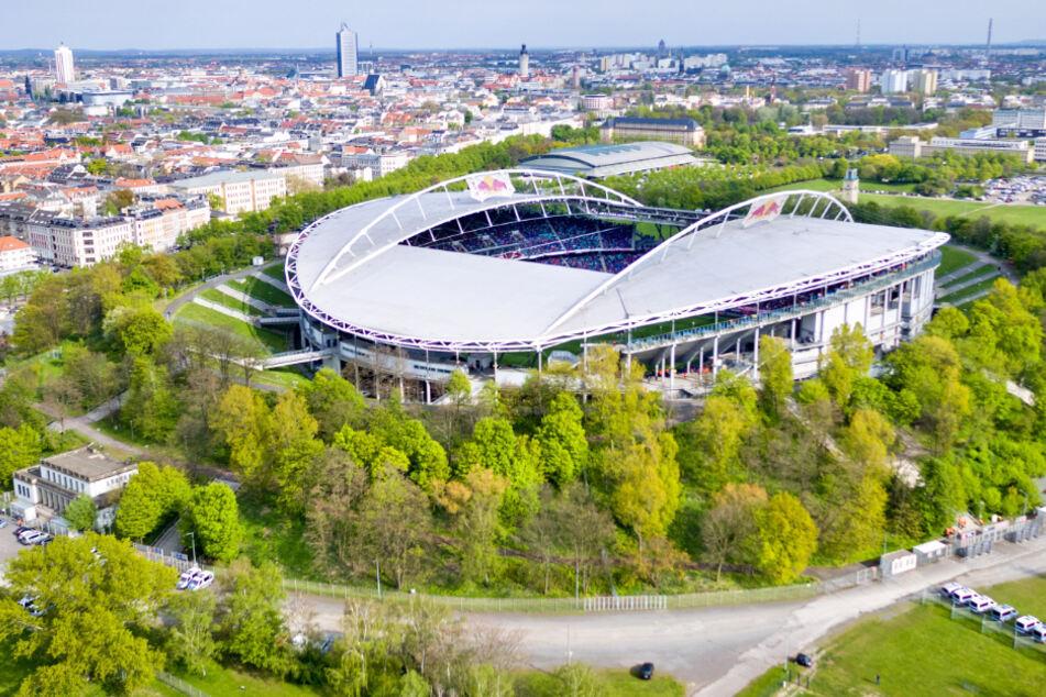 Das Areal rund um die Red Bull Arena soll zukünftig mithilfe der Bürger umgestaltet werden. (Archivbild)