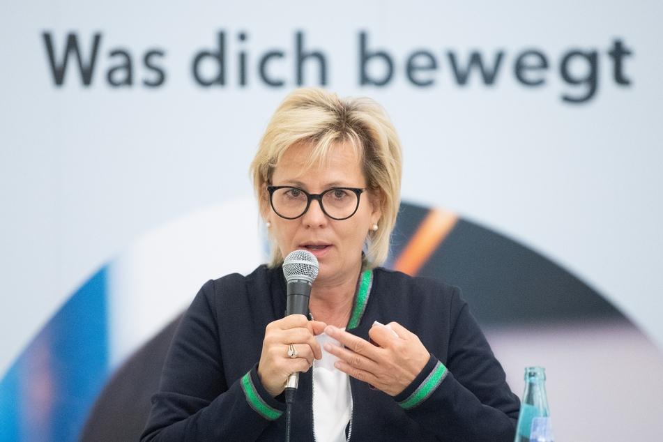 Barbara Klepsch (CDU), Ministerin für Kultur und Tourismus in Sachsen.