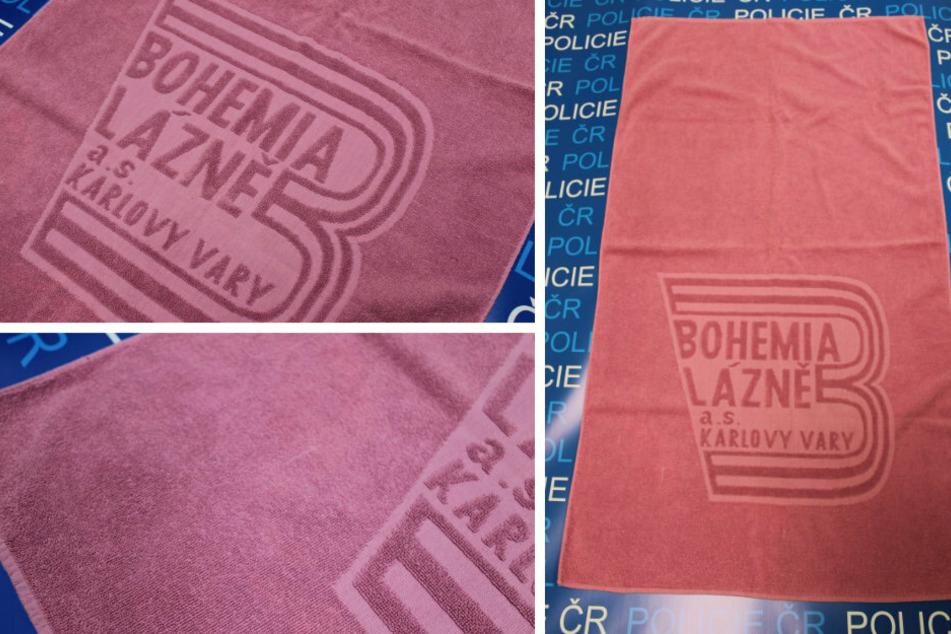 In diesem rosa Handtuch war das tote Baby eingewickelt.