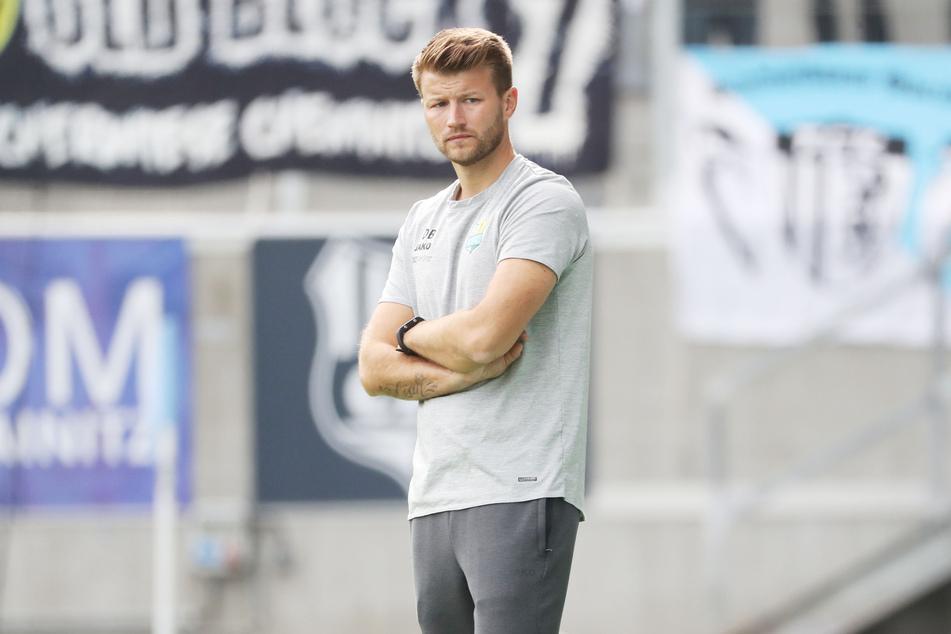 CFC-Trainer Daniel Berlinski reagierte zur Pause mit radikalen Auswechslungen - mit Erfolg!
