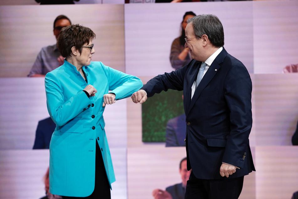 Laschet zum neuen CDU-Chef gewählt, Merz unterliegt bei Stichwahl