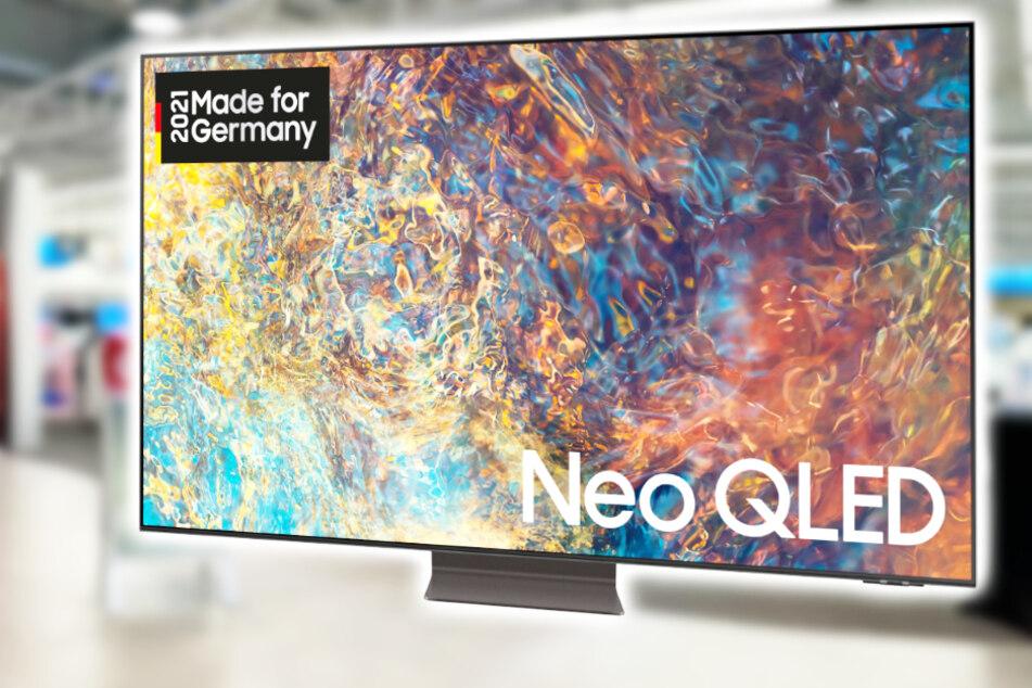 Diesen brandneuen Fernseher gibt's am Montag (25.10.) zum Hammerpreis!
