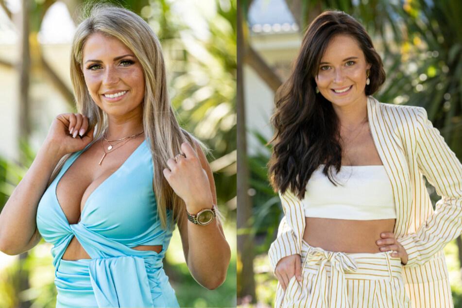 Melissa (23, Immobilienkauffrau aus Berlin, l.) und Michelle (24, Automobilverkäuferin aus Herzogenrath).