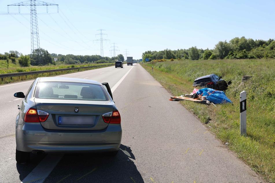 BMW kracht ungebremst in Audi! Sechs Verletzte, darunter drei Kinder