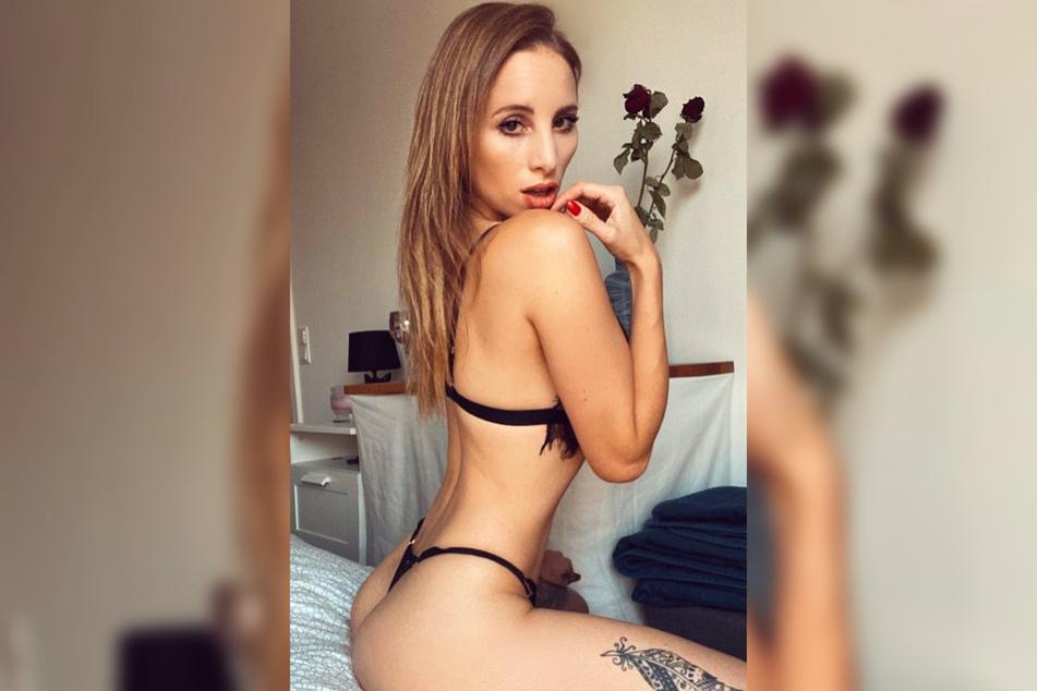 Pornodarstellerin Hanna Secret (25) hat die schockierenden Nachrichten gezeigt, die sie bei Instagram bekommt.