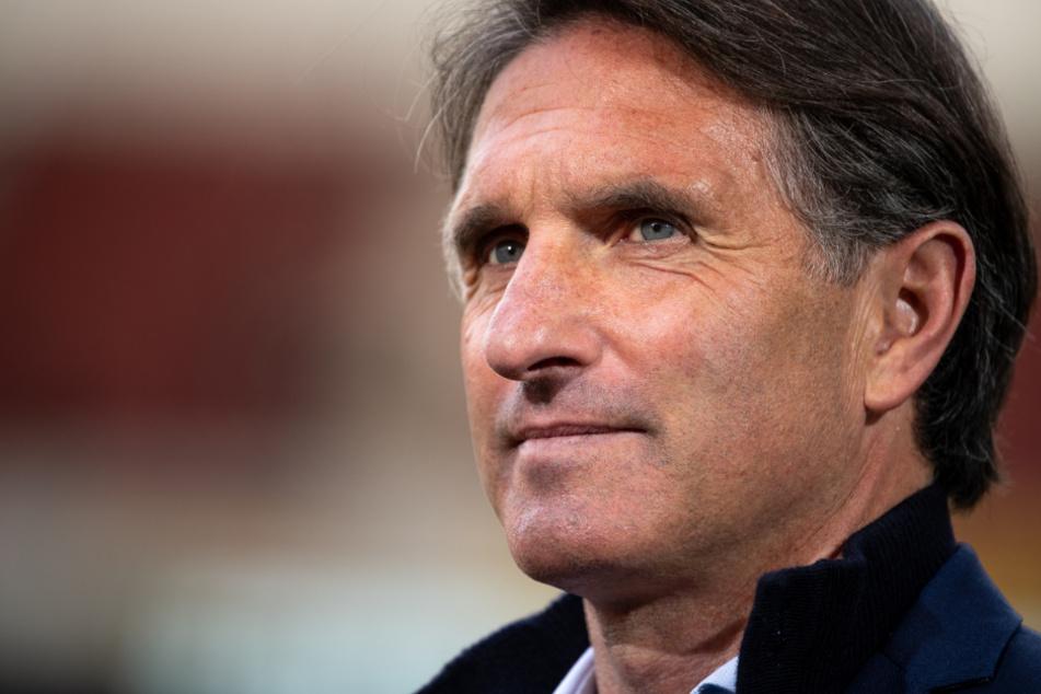 War beim VfB Stuttgart als Trainer ganz erfolgreich: Bruno Labbadia.