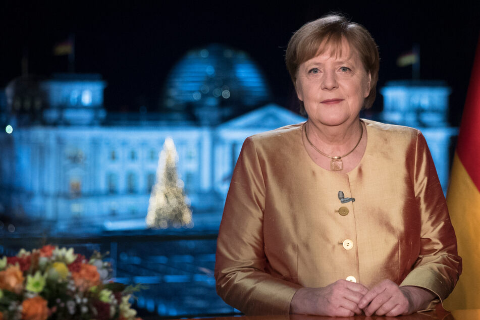 """Merkel stellt in Neujahrsansprache klar: """"Es wird noch eine ganze Zeit an uns allen liegen"""""""