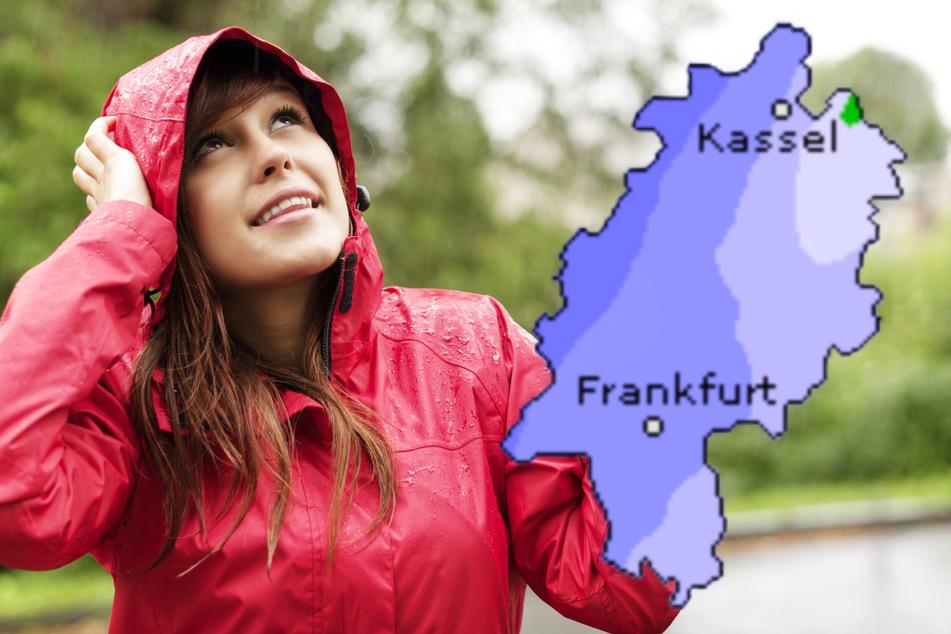 Das Sonntags-Wetter in Frankfurt und Hessen wird nass und stürmisch