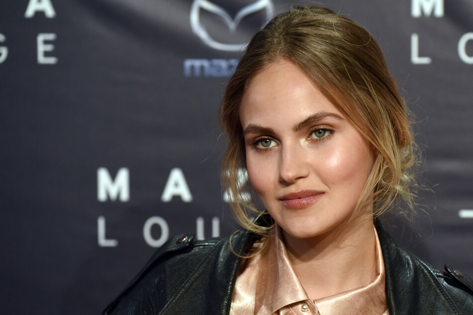Das Model Elena Carrière nahm 2016 an der Casting-Show teil.