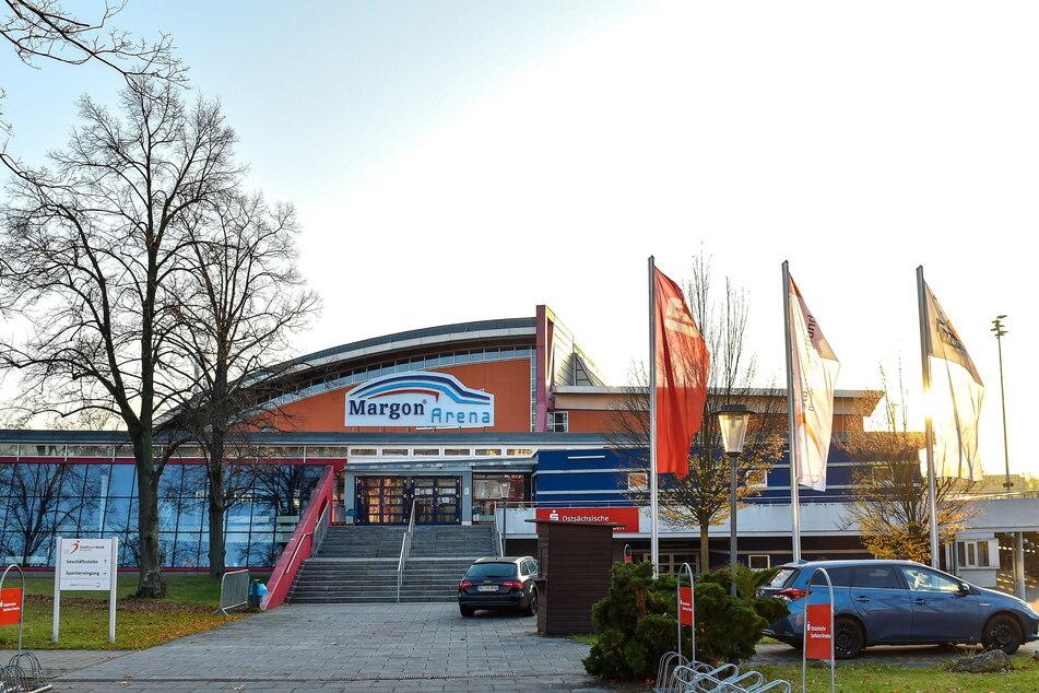 Mit dem fehlenden Geld hätte man die Margon-Arena modernisieren können.