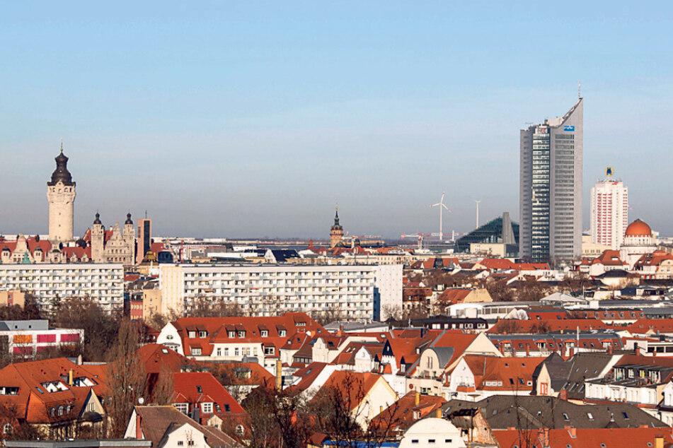 In Leipzig sind die Mieten zuletzt stark angestiegen - für sechs Stadtviertel soll eine soziale Erhaltungssatzung jetzt Altmieter-Verdrängung verhindern.