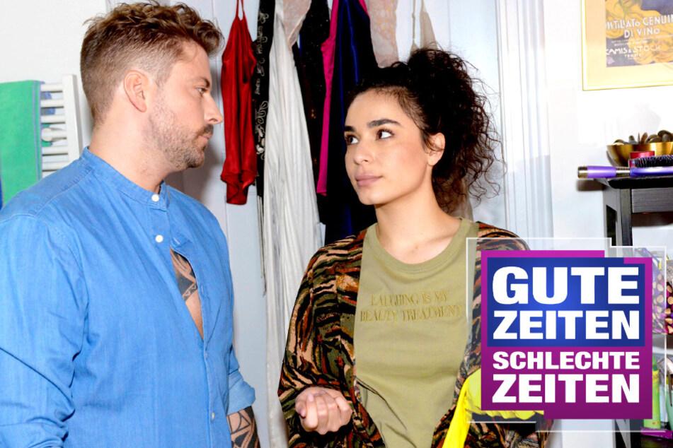 """""""Kotzbrocken"""": Damit macht sich John bei den GZSZ-Fans unbeliebt!"""
