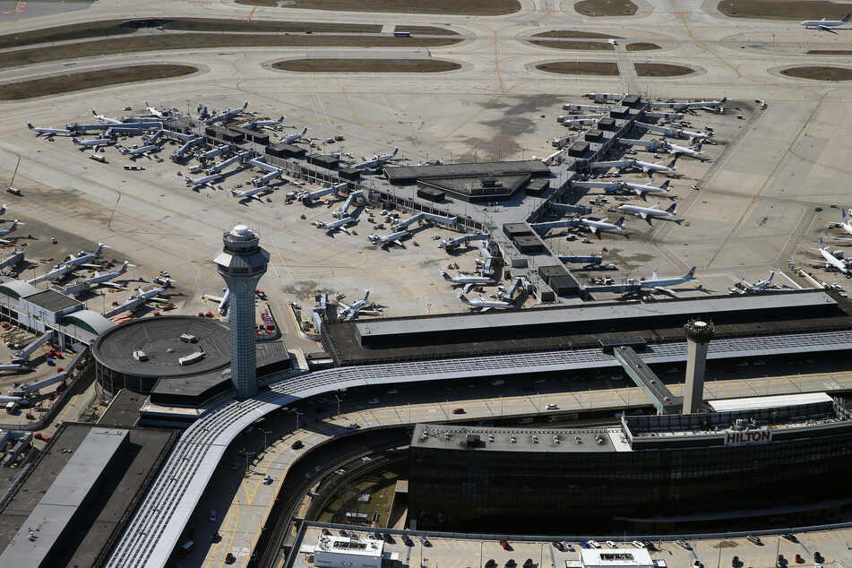 Chicago O'Hare is currently the sixth busiest airport in the world.