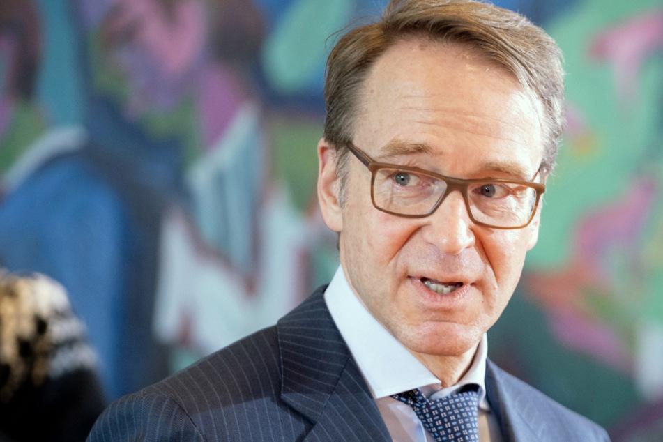 Jens Weidmann (51), Präsident der Bundesbank.