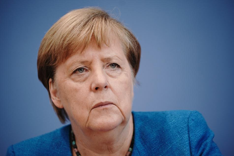 """""""Wir haben das Virus noch nicht besiegen können"""", so Bundeskanzlerin Angela Merkel (66, CDU) in der Nacht."""