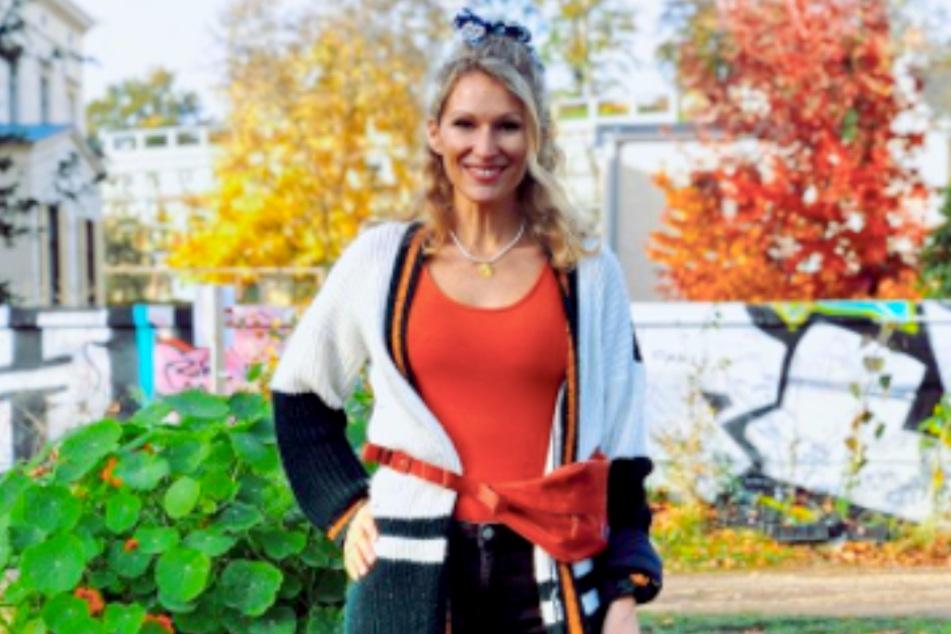 Janni Hönscheid (30) erntet Kritik für Plastiklaternen.