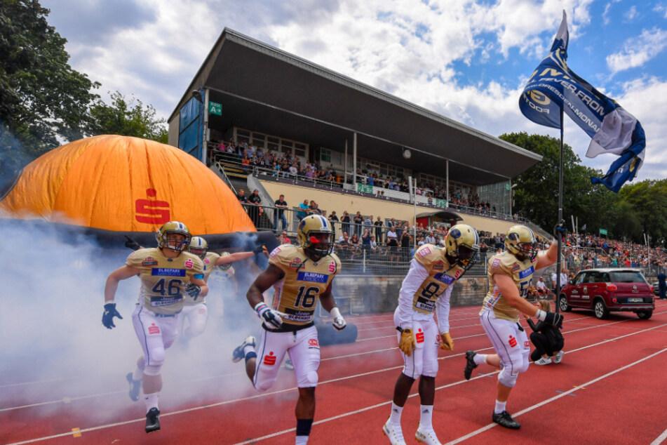 Endlich wieder Action vor Fans? Anfang September soll die German Football League starten, aber das ist aktuell nicht mehr sicher.