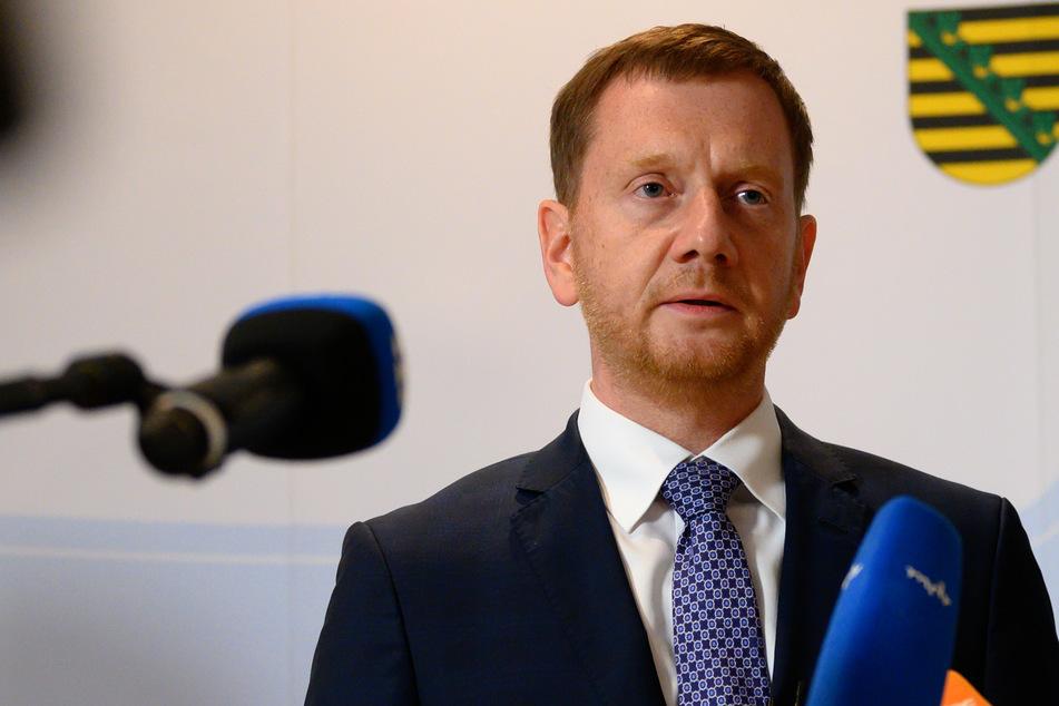 Michael Kretschmer (46, CDU), Ministerpräsident von Sachsen, hat erneut an die Bevölkerung appelliert.