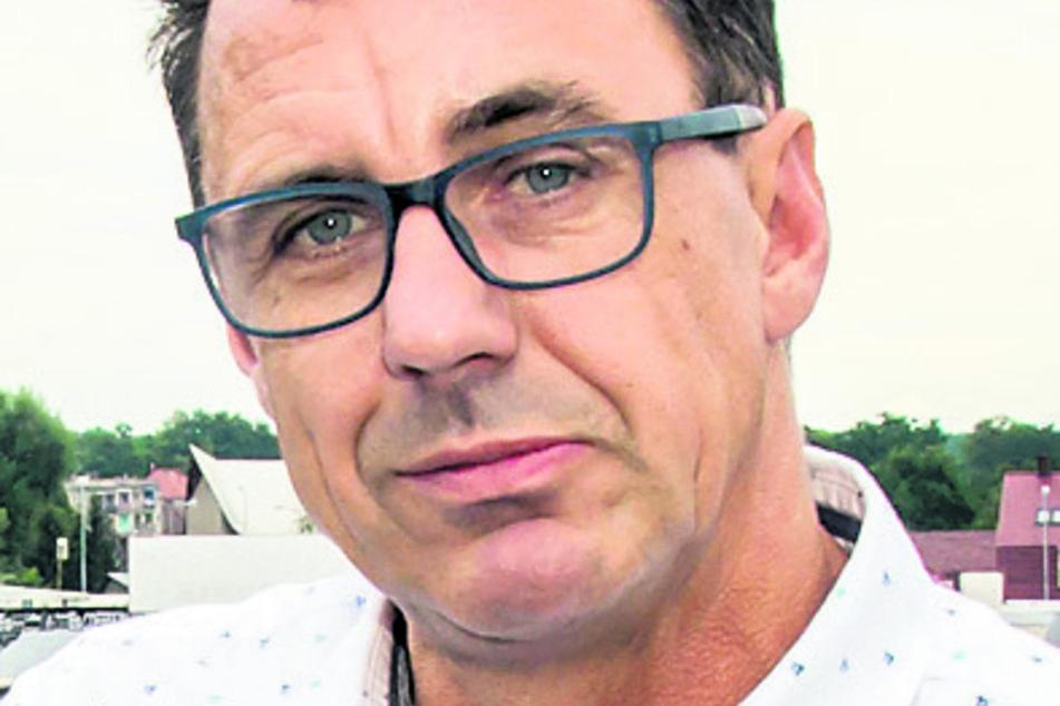 Bad Muskaus Bürgermeister Thomas Krahl (53, CDU)