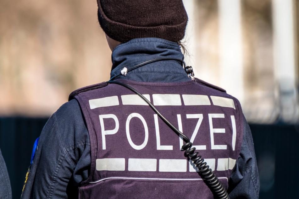 Die Polizei war verstärkt vor Ort. (Symbolbild)