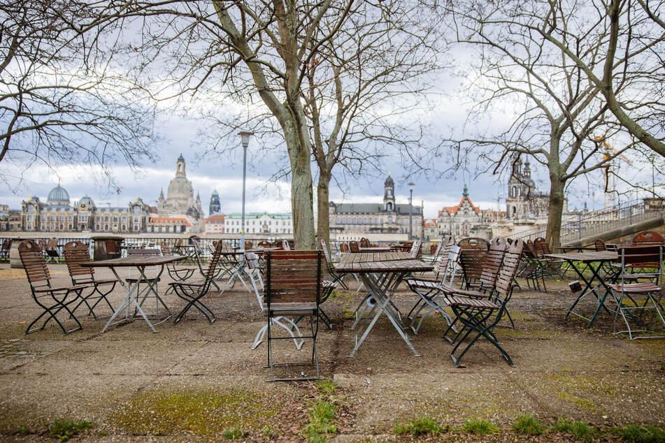Dresden: Streicht das Rathaus die Gebühr für Freischankflächen?