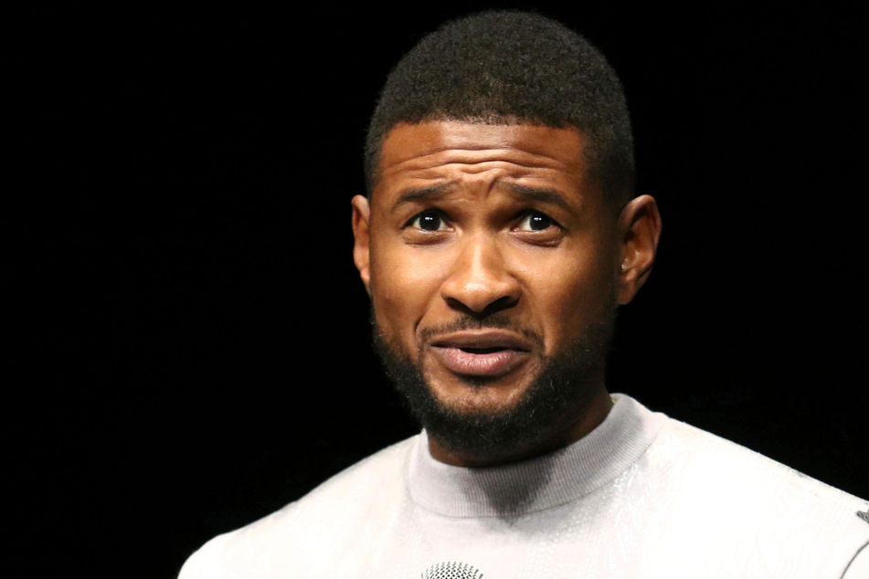 Usher (41). (Archivbild)